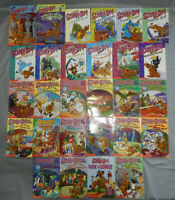 collection of 28 scooby doo kids books SCHOLASTIC little apple readers lot
