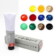 12 Tuben a 150 ml feine Ölfarbe Farbset, Sonderposten orig. MAGI KÜnstler-Farben