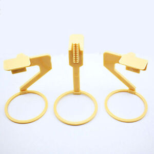 1 Set (3 Pcs) Dental Use Digital X Ray Film Sensor Positioner Holder Plastic