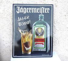 Jagermeister 24'' Metal Sign / Used