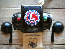 Vintage Lionel Multi Control Trainmaster Type ZW Train Transformer Working!