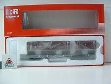 Rivarossi H0 HR6164 Rungenwagen DB AG beladen mit 3x20`Container OVP
