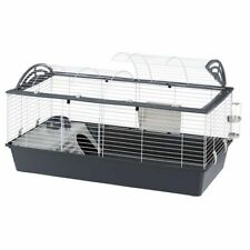 Rabbit Cage Guinea Pigs Split Arched Roof Accessories Roomy Extra Large Robust
