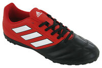 Adidas ACE 17.4 TF J Football Trainers Astro Outdoor Kids Soccer Shoes BA9246