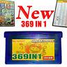 369 in1 GBA Cartuccia di gioco Multicart per GBA SP GBM NDS NDSL GameBoy Advance