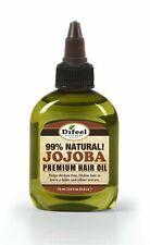 Difeel Premium Natural Hair Oil - Jojoba Oil 2.5 oz.