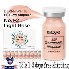 Stayve BB Glow EGF Dermawhite Ampoule Serum NO. 1-2 Light Rose 10 pcs
