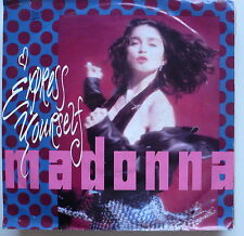 "MADONNA - Express yourself - 7""-Single"