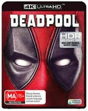 Deadpool (4K UHD) Blu-Ray Region B