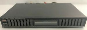 Fisher Studio Standard EQ-867 7-Band Stereo Graphic Equalizer Japan
