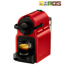 Nespresso Inissia XN 1005 P4 cafetera Krups ROJA