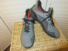 ADIDAS ALPHABOUNCE+ MEN'S SHOES RUNNING GREY MENS SIZE 12