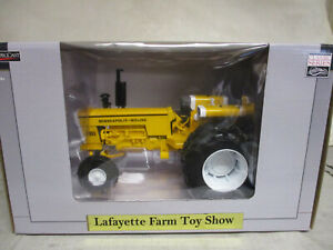 "Minneapolis Moline G-955 Diesel Toy Tractor ""2020 Lafayette"" 1/16 Scale, NIB"