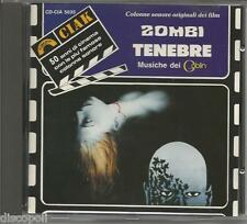 GOBLIN - ZOMBI TENEBRE CD OST DARIO ARGENTO MINT CONDITION
