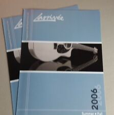 Larrivee Acoustic Guitars Summer Fall 2006 Price List Sales Catalog Foldout