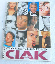 CIAK Calendario 1996 Supplemento a Ciak n. 12/95
