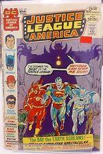 Justice League of America #97 VF/7.5 (Origin of JLA Retold)
