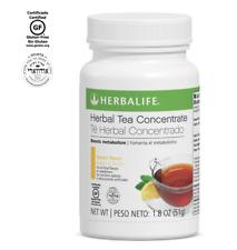 NEW Herbalife Herbal Tea Concentrate 1.8oz Lemon Flavor.exp 2021
