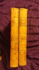 Recueil Periodique Medicale Etrangere - 2 Volumes - French 1799 First Edition