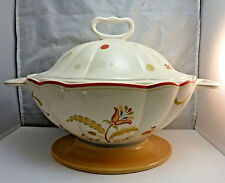 2004 WATERFORD CHINA GREAT ROOM FORMOSA SOUP TUREEN w/LID