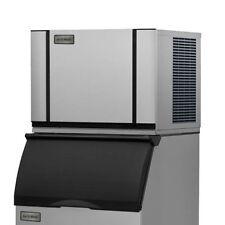Ice-O-Matic Elevation Series 305lb HalfCube Air Cooled Ice Machine & Bin