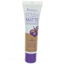 Rimmel Stay Matte Liquid Mousse Foundation Shade 402 Bronze 30ml