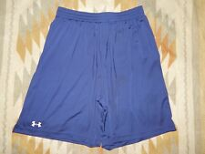 Under Armour Men's Xl Blue Basketball Shorts