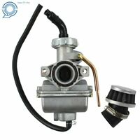Carburetor W/ Air Filter FOR Honda XR50 CRF50 XR80 XR80R Carb