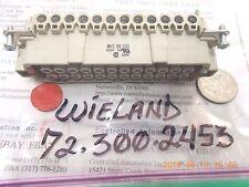 Wieland 72.300.2453 Connector female 24 Pin