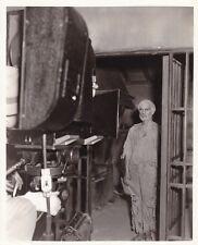 JOSEPH SCHILDKRAUT Original CANDID Vintage LIFE OF EMILE ZOLA Warner Bros. Photo