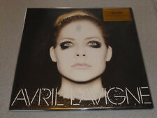 AVRIL LAVIGNE -  Avril Lavigne  - LP ltd. silver & black audiophile Vinyl // Neu