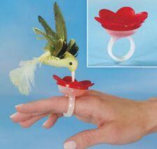 HUMMINGBIRDS  Feeder Ring Nectar Feeder Attract Hummingbirds light weight Ring