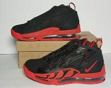 NIKE AIR MAX PILLAR MEN'S SIZE 9 NEW IN BOX  BLACK / SPORT RED   525226 011