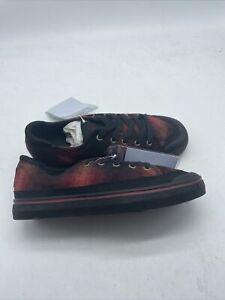 Keen Women's elsa IV Premium Red Plaid wp Sneaker, Womens 7 BS185