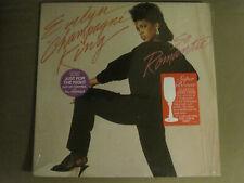 EVELYN CHAMPAGNE KING SO ROMANTIC LP '84 RCA SYNTH FUNK MODERN SOUL VG+ SHRINK!