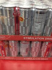 Best-In Stimulation Energy drink x 48 cans
