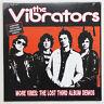 Vibrators - More Vibes: The Lost Third Album Demos LP RED VINYL Urban Dogs Punk