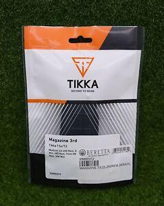 Tikka OEM Rifle Magazine 3 Round T3/T3x Med 22-250 Rem 243 WIN 260REM - S5850372