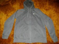 Under Armour, men's size Large,black full zip hoodie