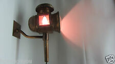 Kupfer Kutschen Lampe Wandlampe Kutschenlaterne Wandlaterne Handarbeit
