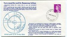 1973 Twice Round World Boomerang Balloon Orbital Paths Oakey Australia SPACE