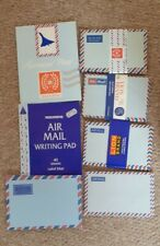 Selection of Air Mail Envelopes and Paper  1980'S