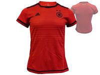 adidas Deutschland Trikot DFB Frauen Away Jersey Fussball Shirt rot Gr.XS - L