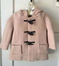 e909fed44 sleek fd117 b788a nwt authentic burberry girls pale rose puffer ...