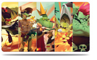 Goblin compilation Mike Uziel Holiday Playmat Limited Edition Secret Lair w/Tube
