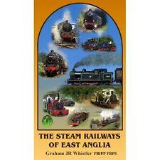 STEAM RAILWAYS OF EAST ANGLIA NEW DVD Bure Colne Nene Wells Valley Railways