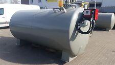 5000 Liter Dieseltank LagertankTankanlage Heizöltank Beriebstankstelle Tank