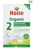 Holle Organic Goat Milk Formula Stage 2 400g FREE SHIPPING 11/2020