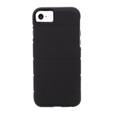 CASE-MATE TOUGH SLIM CASE FOR IPHONE 8/7/6/6S - BLACK - CM036068 / CM034716X