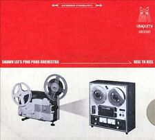 Reel to Reel by Shawn Lee's Ping Pong Orchestra (CD, Jul-2012, Ubiquity) NEW!